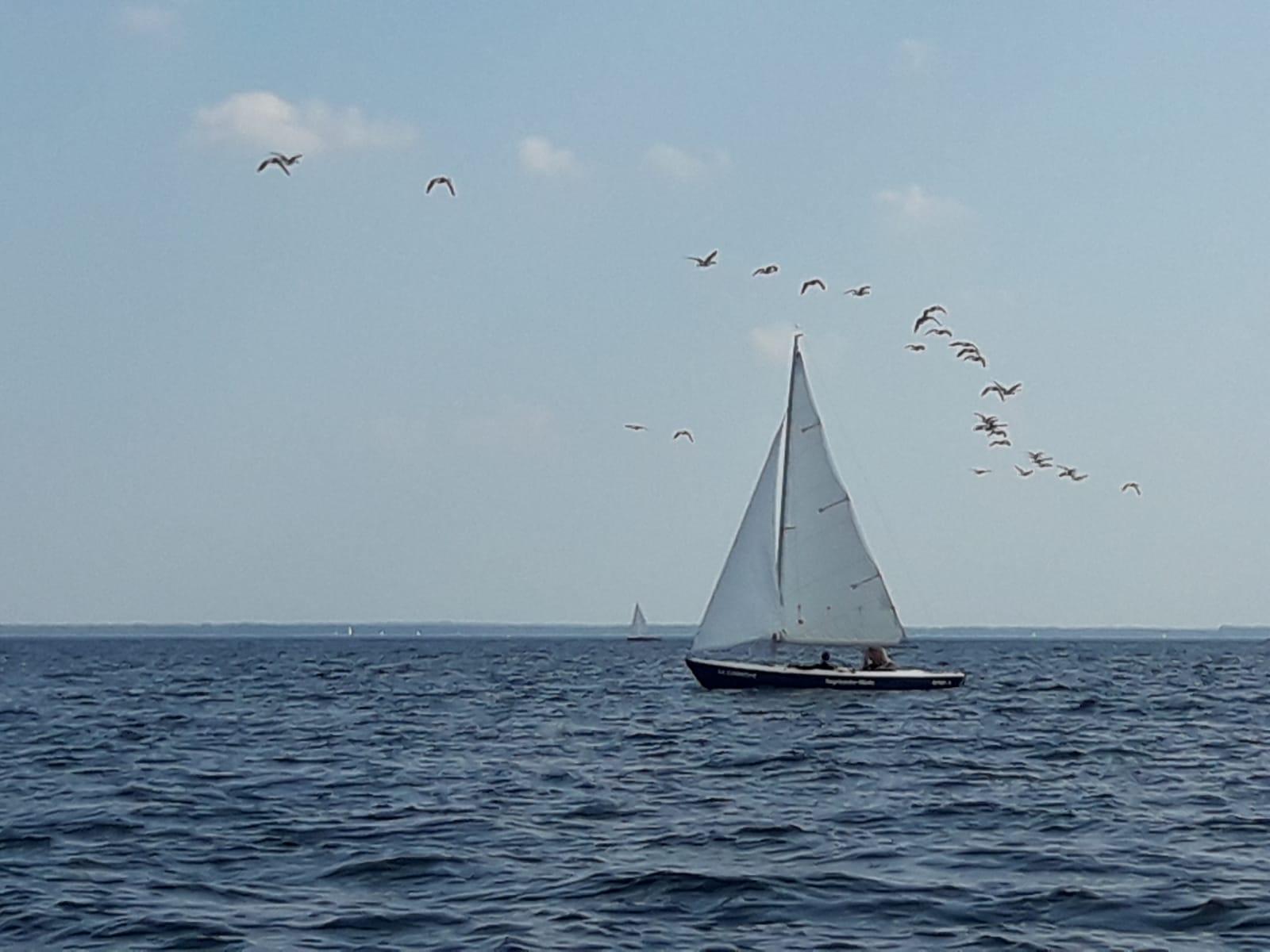 Segelurlaub am Mittelmeer