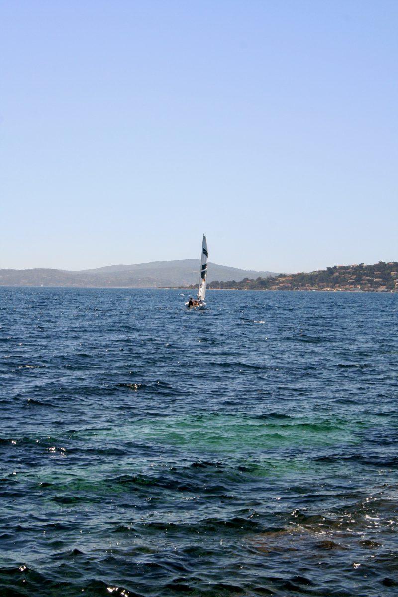 Segeln lernen an der Côte d'Azur